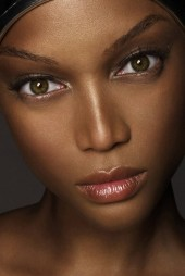 Black Runway Models - Tyra Banks
